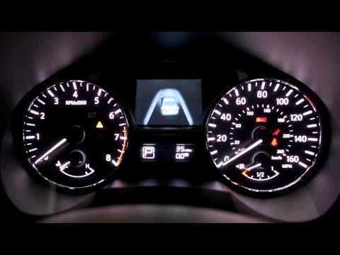 2014 Nissan Altima -  Remote Engine Start (if So Equipped)