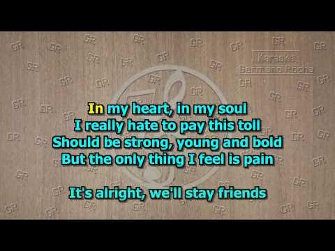 Helloween - A Tale That Wasnt Right (Karaoke)