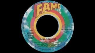 George Soule - Baby Please Me - Fame FA-XW191-W 1973