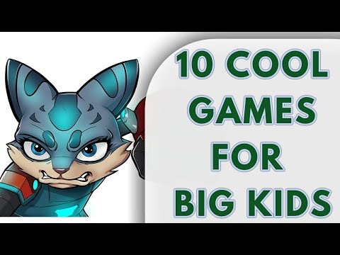 Top 10 Online/Offline PC Games for Kids 2018 | SidTheGeek