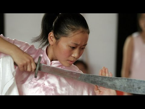 360 Geo Reportage - Kung-Fu - Chinas neue Kämpferinnen [Doku HD]