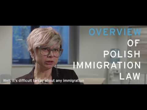Aleksandra Kowalik - An Overview of Polish Immigration Law
