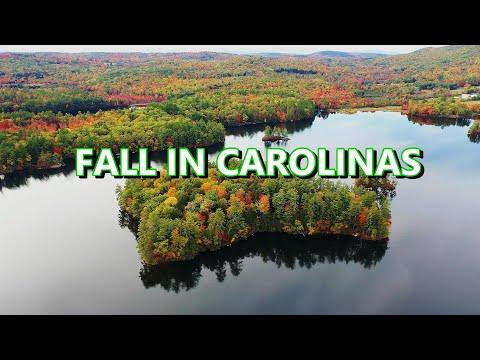 Fall In Carolinas CINEMATIC // 4K