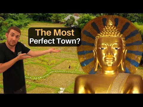 The Most Perfect Town? (Chiang Mai, Thailand)