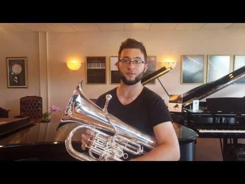 Euphonium - Tips for a Clearer Tone - Geoff Durbin