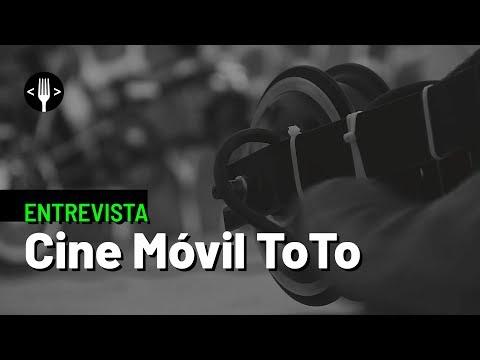 Entrevista: Diego Torres, fundador de Cine Móvil Toto