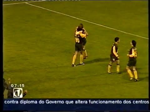 E.Amadora - 0 x Sporting - 1 de 2002/2003 1/8 Final Taça de Portugal