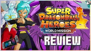 Super Dragon Ball Heroes: World Mission Review | The Right Game For The Right Person