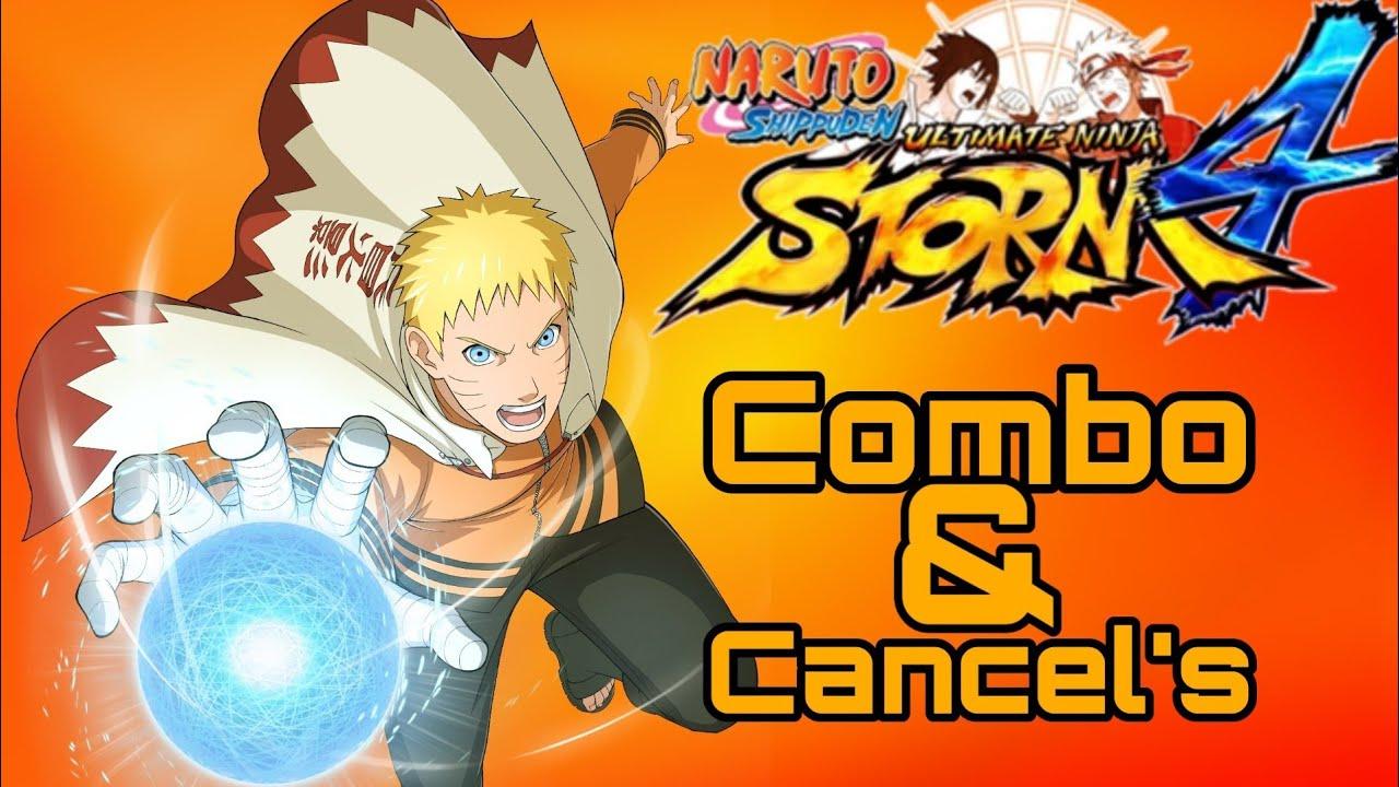 Naruto Shippuden Strom 4 - Hokage Naruto Guide - YouTube