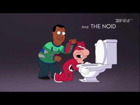 Family Guy - Bill Cosby Opening - Deutsch