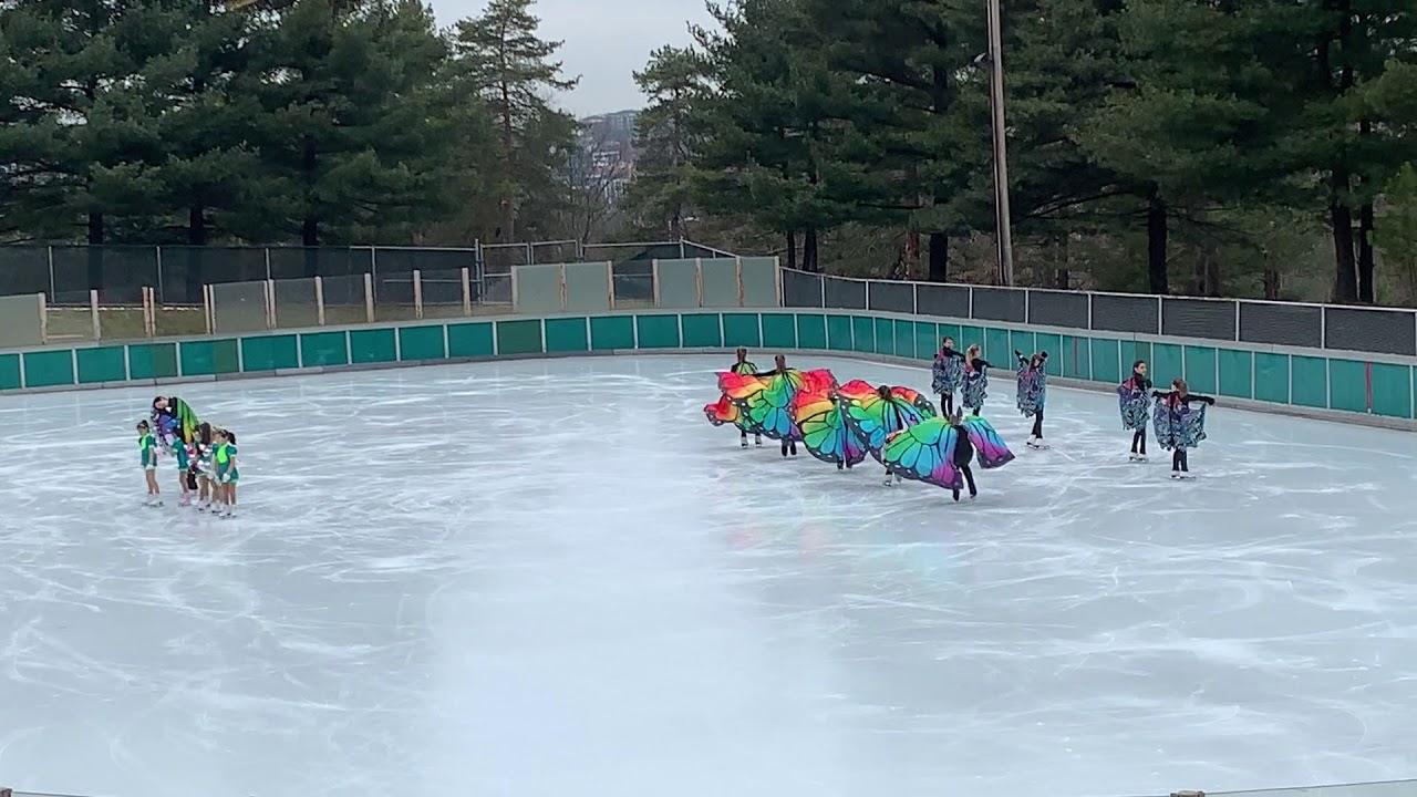 schenley ice skating rink - 1280×720