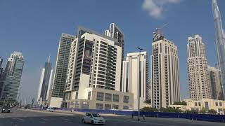 Skyscraper In Business Bay And Downtown Dubai   Skyline Dubai 2019