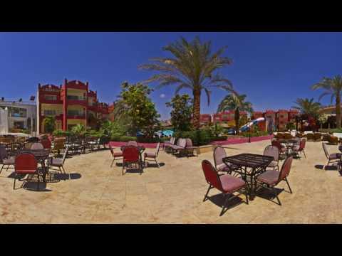 3D Отель Aqua Hotel Resort & Spa. Египет, Шарм-эль-Шейх / 2017 Project 360Q