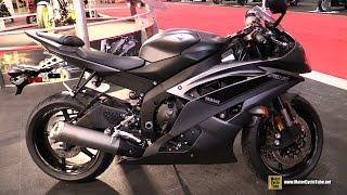 2016 Yamaha R6   Walkaround   2016 Toronto Motorcycle Show