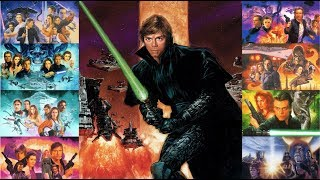 In Defense of the Star Wars Expanded Universe (The Better Sequels)