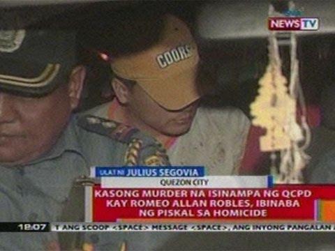 BT: Kasong murder na isinampa ng QCPD   kay Romeo ...