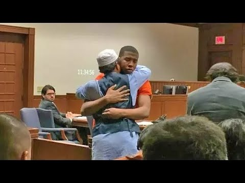 Father Of Murdered Pizza Delivery Driver Forgives Killer, Brings Court To Tears (Court Scenes)