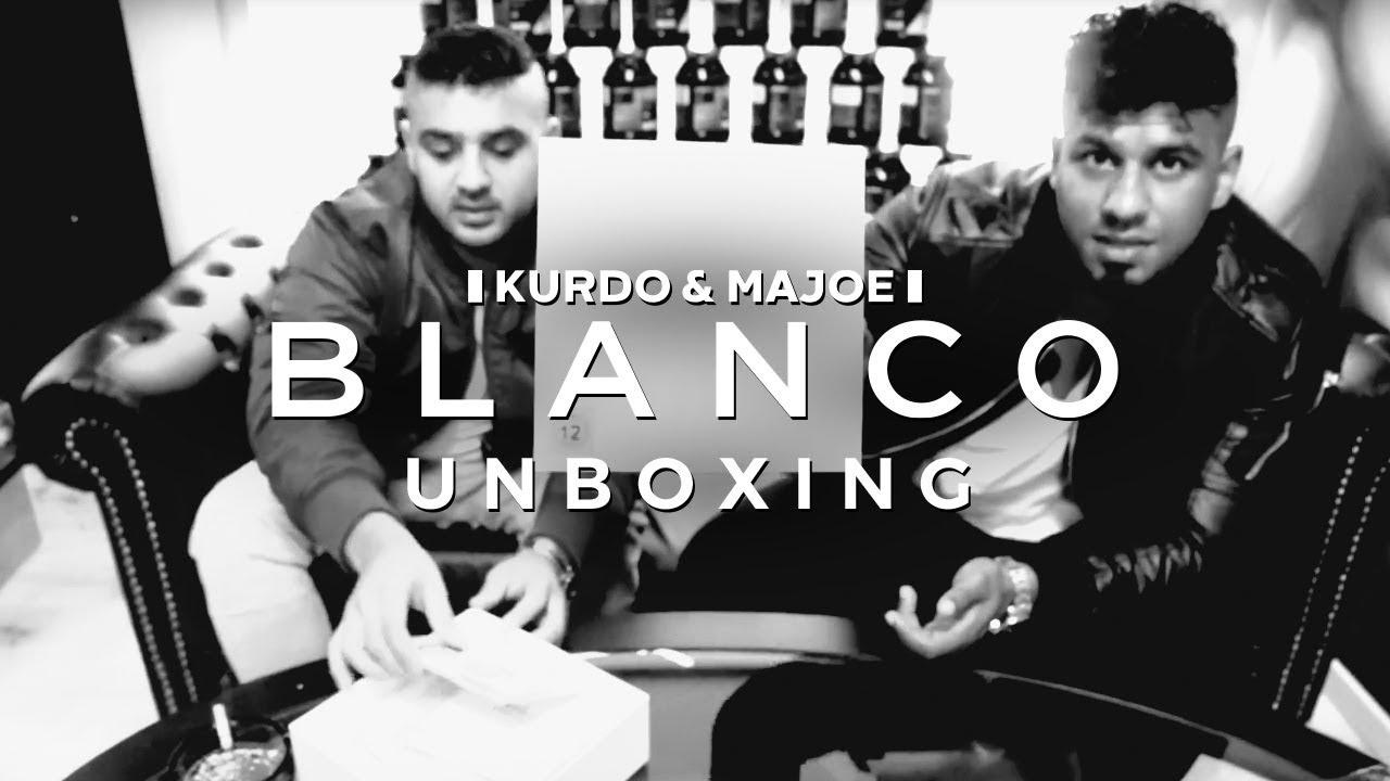 Kurdo x Majoe ✖️ BLANCO✖️  [ offizielles Unboxing ]