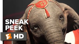 Dumbo Sneak Peek (2019) | Movieclips Trailers