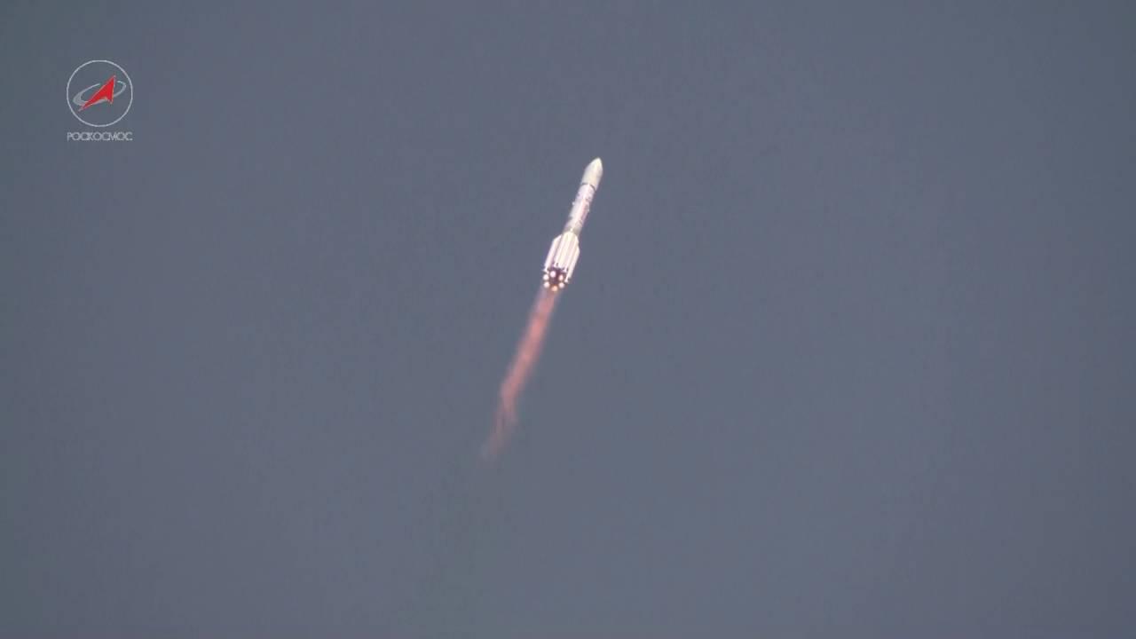 Proton delivers Intelsat-31 (DLA-2)