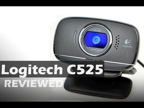 Logitech C525 REVIEW