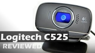 Logitech C525 REVIEW