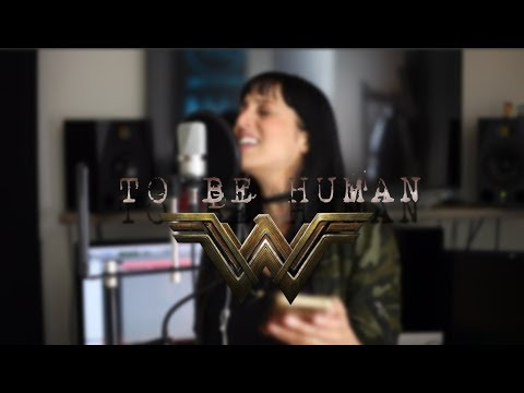 Sia - Wonder Woman Soundtrack -To Be Human - Cover Mayre Martinez Spanglish
