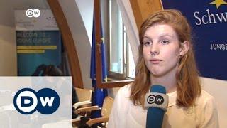 مئات من الشباب يجتمعون في برلين للنقاش حول قضايا أوروبية   الأخبار