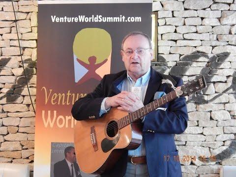 Venture Capital World Summit Peter Naylor Singer