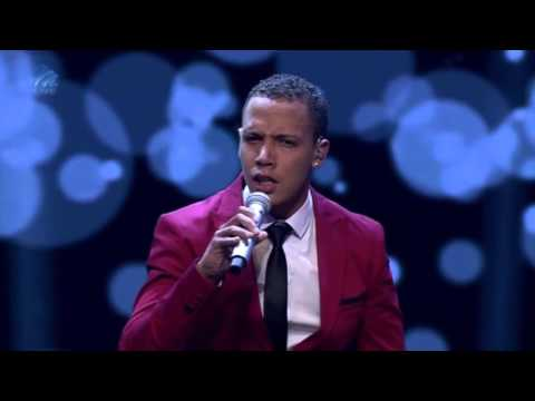 Top 9 Performance: Rhema tackles John Legend