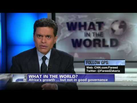 Zakaria: Where are Africa's great leaders?