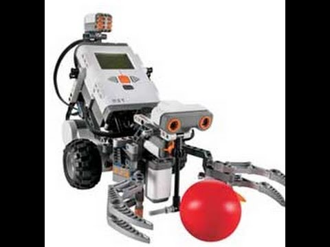 How To Build -Lego Mindstorms Nxt 8527 (Tribot) Instructions - YouTube