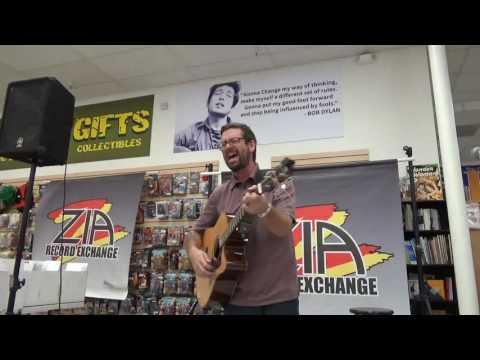 Sean Bonnette (AJJ) at Zia Records 8-19-16
