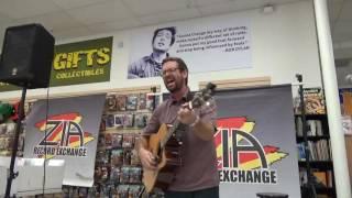 Sean Bonnette at Zia Records 08 19 16 MP3