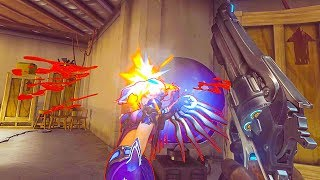 INTENSE NEW One Shot Only Game Mode Overwatch Workshop