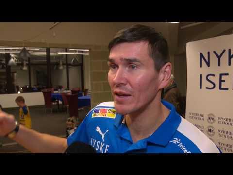 TV-M 30/1-17: Danmark Dejligst - NFH ny træner -  Sport - Gøglertruppen - Fejø
