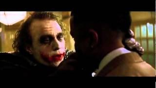 Joker storia cicatrici - il Cavaliere Oscuro