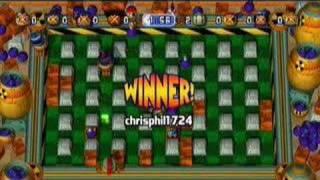 AllGames Bomberman Live Match 1 Part 1