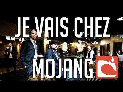 Je vais chez Mojang