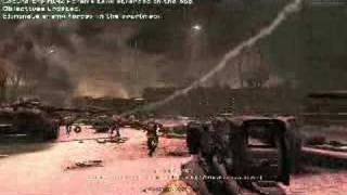 call of duty 4 in 6200 agp video card