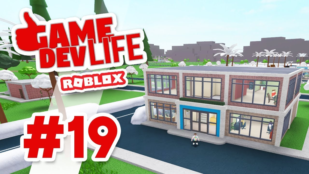 Game Dev Life Roblox Review Game Dev Life 19 We Back Making Games Roblox Game Dev Life Youtube