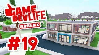 Game Dev Life #19 - WE BACK MAKING GAMES (Roblox Game Dev Life)