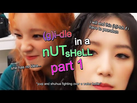(G)I-DLE (여자)아이들 in a nutshell... ICONIC CRACKHEAD & FUNNY MOMENTS EDITION (part 1) [ENG SUB]