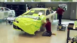 Doublemint Car Wrap Time Lapse