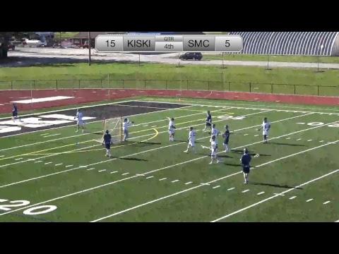 Varsity Lacrosse v. St. Michael's College 4-8-17