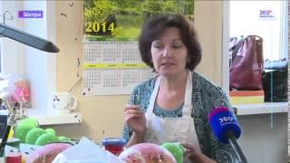 Целебная сила матрешек, телеканал 360, оператор Анатолий Харламов