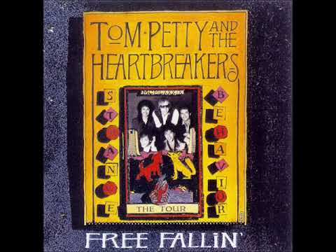 Tom Petty and the Heartbreakers Chapel Hill, NC September 13, 1989