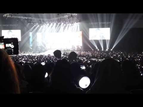 BTS 방탄소년단 AWAKE [JIN'S SOLO] - Wings Tour in Jakarta