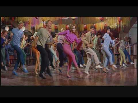 """""""Lot of Livin'"""" dance scene from """"Bye Bye Birdie"""""""