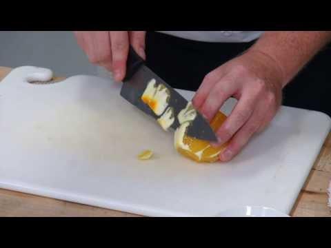 Segmenting Citrus Fruit